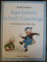 Inget knussel, sa Emil i Lönneberga  エーミルのクリスマス・パーティー アストリッド・リンドグレーン