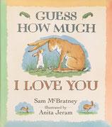 Guess How Much I Love You  どんなにきみがすきだかあててごらん アニタ・ジェラーム