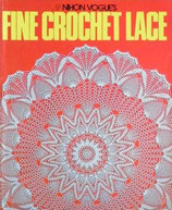 FINE CROCHET LACE    NIHON VOGUE'S
