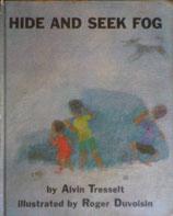 Hide and Seek Fog   霧の中のかくれんぼ  ロジャー・デュボアザン