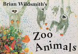 Zoo Animals Board book Brian Wildsmith ブライアン・ワイルドスミス