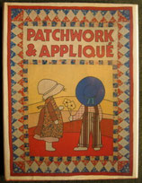 PATCHWORK &APPLIQUE<sold out>