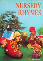 Nursery Rhymes   A GOLDEN BOOK