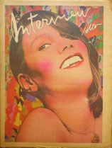 Andy Warhol's Interview Magazine 1977 vol.ⅤⅡ no.11