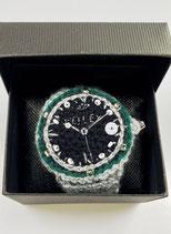 CFC-U-Boot-Woll-Uhr (grün)