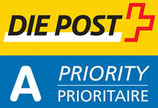 Zuschlag Versandkosten A-Post Priority