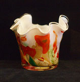 Vase with waves