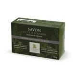 Savon exfoliant au lait d'ânesse et graines de pavot, 150g