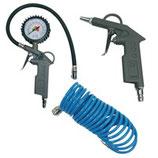 Druckluftkompressorzubehörset 3-teilig AEROTEC