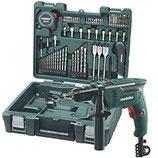Metabo Elektronik-Schlagbohrmaschine SBE 601 Set