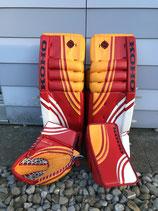Goalieset Calgary Flames