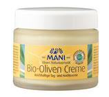 MANI Bio Oliven Creme