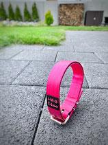 Pink / Aktiv Line 2,5 cm Breite