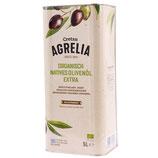 Agrelia BIO Olivenöl 5 L Kanister aus Kreta