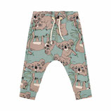 Dear Sophie Sea green Koala Pants