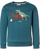 Walkiddy Sweatshirt Dino Druck