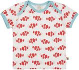 loud + proud Kurzarmshirt mit Clownfisch-Print