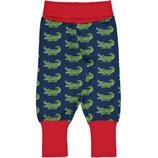"maxomorra Pants Rib ""Crocodile"""