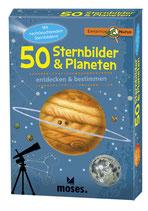 moses Expedition Natur - 50 Sternbilder & Planeten