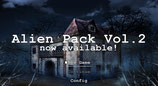 Alien Pack Vol. 2 für Smile Game Builder