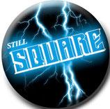 "Badge 32 mm ""Still square"" - Laissez les rêver -"