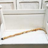 Vintage houten wandelstok