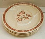4 Vintage borden