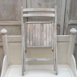Houten bistro stoel