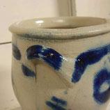 Grespot delfts blauw