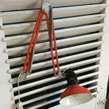 Bureaulamp oranje