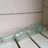 Oude verweerde fles