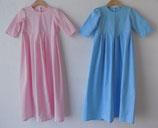 Taufunterhemd zur Taufkleid 100% Baumwolle Junge oder Mädchen