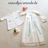 Langes Traditionelles Familen Taufkleid Artikelnummer November -2019