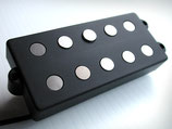 Nordstrand mm5.4, Bass-Pickup 5-Saiter, MM-Style, Replacement Tonabnehmer, groß mit Ohren