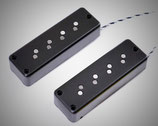 Nordstrand Big Single 4 Bass-Pickup 4-Saiter, Soapbar Tonabnehmer