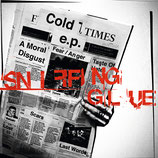 "Sniffing Glue - cold Times - 12"" + MP3"