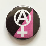 Anarcha Feminism - Button