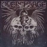 Overcharge - Metal Punx - LP