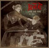 """Bluttat - Raw And Pure 1981 - 1984 - 12"""" + MP3"""