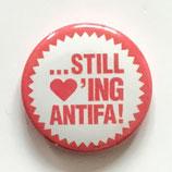 Still Loving Antifa - Button