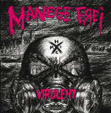 Manege Frei - Virulent - LP