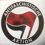 Antifaschistische Aktion - Aufkleber [20 Stück]
