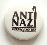 Anti Nazi - Button