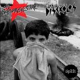 """Schwarzen Schafe, Die / Los Disckolos - Split - 12"""""""