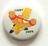 Fight Cops - Button