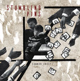 "Stumbling Pins - Common Angst - 12"" + MP3"