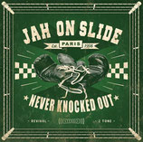 Jah On Slide - Never Knocked Out - 12""