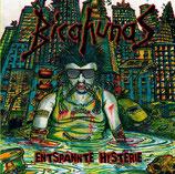 "BicahunaS - Entspannte Hysterie - 12"" + CD + MP3"
