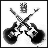 22 Longs Riffs - Contre Courant - LP