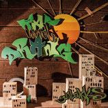 "Schlakks - Tat und Drang - 2x  12"" + MP3"